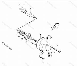 Arctic Cat Atv 1998 Oem Parts Diagram For Water Pump