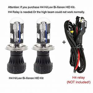 Best H4 Bi Xenon Kit 35w  January 2020   U2605 Top Value