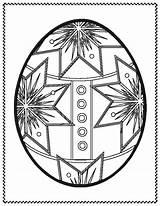Easter Coloring Pages Eggs Egg Printable sketch template