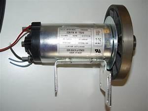 95v Dc Electric Motor For Icon Treadmill C3350b3006 M