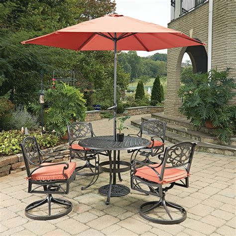 home styles biscayne 7 42 in outdoor dining