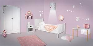 Deco Chambre Fille Princesse : deco chambre bebe fille princesse visuel 3 ~ Teatrodelosmanantiales.com Idées de Décoration