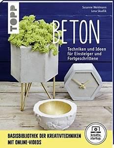 Beton Deko Ideen : taschenbuch beton deko grundlagen techniken ideen shop ~ Heinz-duthel.com Haus und Dekorationen