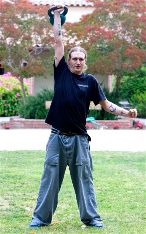 kettlebell lb workout gabriel workouts kettlebells ultimate exercise military doing press