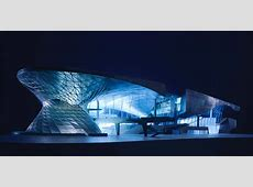 BMW Welt Opening by Coop HimmelbLAu Yanko Design