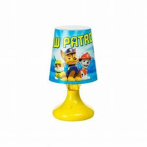 Paw Patrol Lampe : paw patrol led tafellamp ~ Whattoseeinmadrid.com Haus und Dekorationen