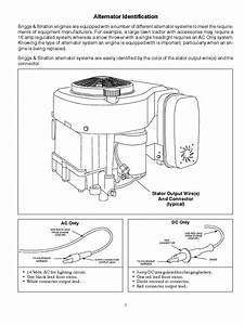 Brigg  U0026 Stratton Vanguard 16 Hp Basic Wiring Diagram