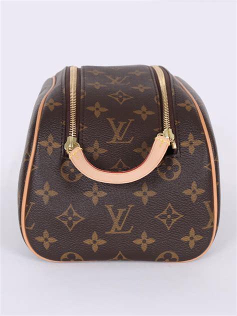 louis vuitton king size toiletry bag monogram canvas luxury bags