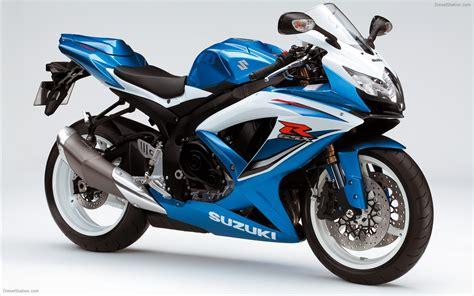 Suzuki R600 by Suzuki Gsx R600 Widescreen Bike Wallpaper 09 Of 20