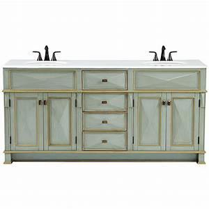 Bathroom home depot double vanity home depot double for 50 inch double sink bathroom vanity