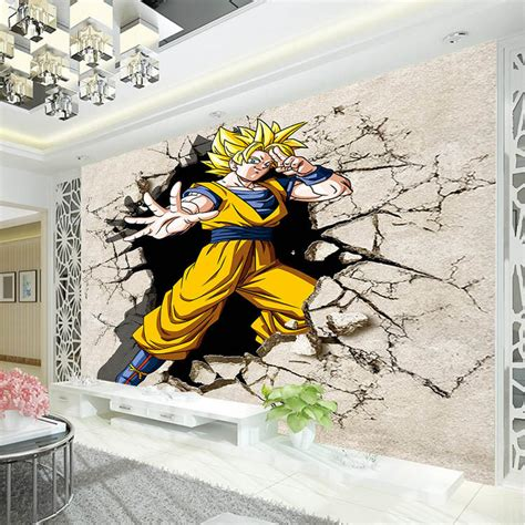 dragon ball foto wallpaper  anime dinding mural kustom