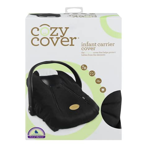 Cover Walmart by Cozy Cover Infant Carrier Cover Black Walmart