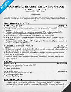 vocational rehabilitation counselor resume http With resume writing and career counseling services