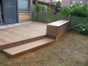 Support Terrasse Bois : terrasse bois quel sens diverses id es de ~ Premium-room.com Idées de Décoration