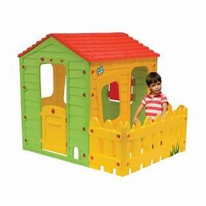 Cabane Enfant Plastique : maisonnette en bois le haut de gamme en mati re de cabane d enfant ~ Preciouscoupons.com Idées de Décoration