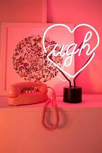 Neon Deco Chambre : ugh neon sign table lamp en 2019 les n ons lampe n on n on et decoration lumineuse ~ Melissatoandfro.com Idées de Décoration