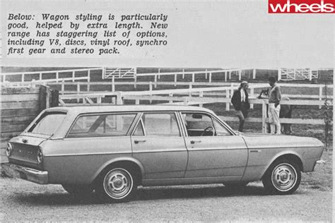1966 ford falcon xr the great leap forward