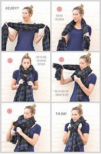 Comment Poser Des Rideaux De Façon Originale : comment nouer porter et mettre une charpe homme et femme ~ Zukunftsfamilie.com Idées de Décoration