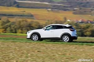 Mazda3 Dynamique : essai mazda cx 3 que cache t il sous ses belles lignes ~ Gottalentnigeria.com Avis de Voitures
