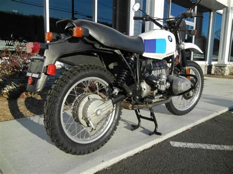 Bmw R80gs For Sale by 1981 Bmw R80gs Dual Sport For Sale On 2040 Motos