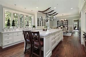 BEST Fresh Galley Kitchen Designs With An Island #17715
