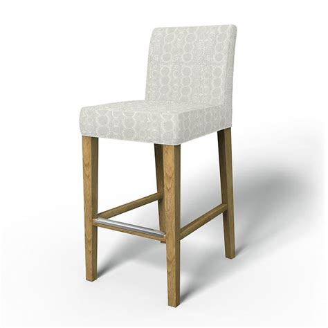 chaise ikea henriksdal 1000 ideas about bar stool covers on chair
