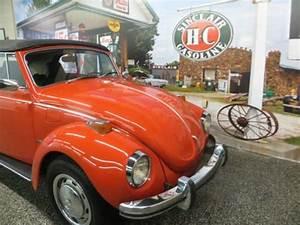 Buy Used 1972 Volkswagen Classic Super Beetle Convertible