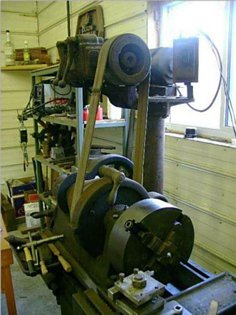 preston machinery company lathe info