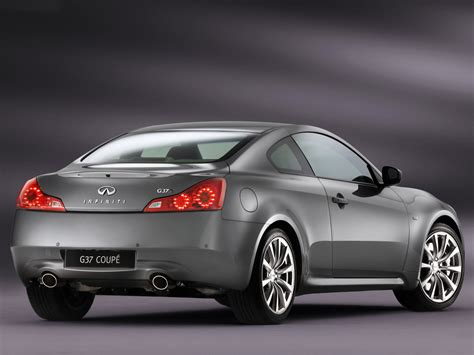 INFINITI G37 Coupe Car pictures 2008 | accident lawyers info
