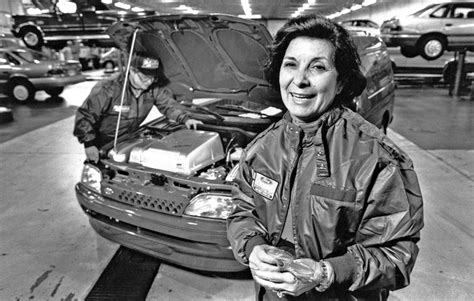 Irma Elder, first woman to own a Ford dealership in