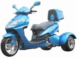 Ice Bear Eagle 150cc Motor Trike Moped Scooter Pst150
