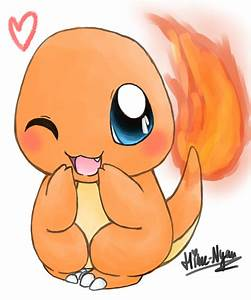 Baby Charmander by Hime--Nyan on DeviantArt