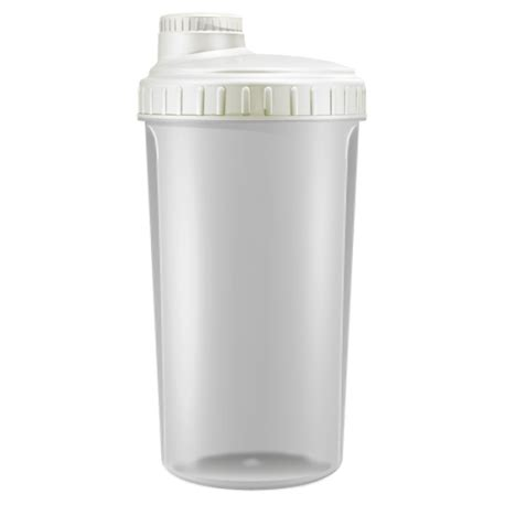 Overview visualize your design ideas on this mockup of a transparent shaker bottle in a front view. Shaker - 24oz (700ml) OPAQUE SEMI-TRANSPARENT - Shakers ...