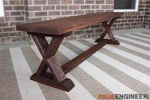 39 DIY Garden Bench Plans You Will Love to Build – Home