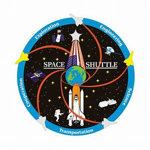Here's The Final Space Shuttle Mission Patch | Gizmodo ...