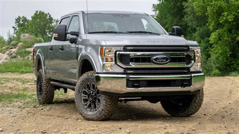 ford super duty tremor  initially called fx max
