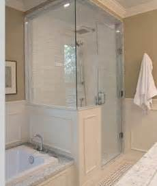 Small Bathroom Remodel On A Budget by Separate Bath Amp Shower Increase Resale Value