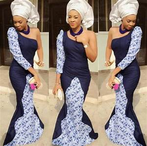 Nigerian Traditional Wedding Dresses Pictures 2017