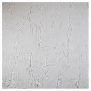 Peindre Sur Papier Peint Relief : papier peint expans sur intiss effet taloch blanc ~ Dailycaller-alerts.com Idées de Décoration