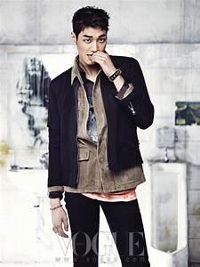 twenty2 blog: Sung Joon and Kim Young Kwang in Vogue Korea ...