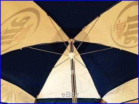 patio umbrellas and stands 187 archive 187 new miller lite