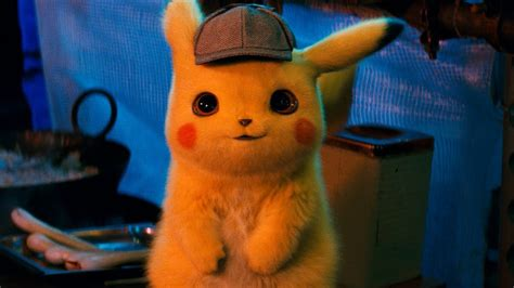 pokemon detective pikachu    official trailer
