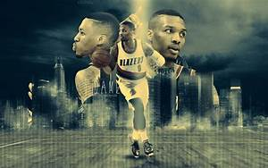 Damian Lillard Wallpapers HD Collection For Free Download