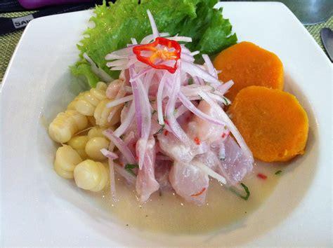 cuisine mar peruvian 4 suyos
