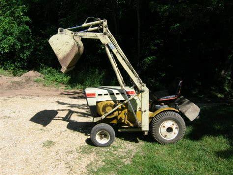 garden tractor front end loader kits garden tractor front end loader plans free garden ftempo
