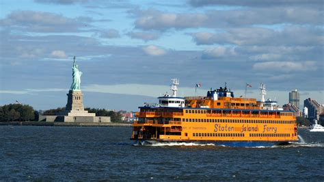 Ferry Boat Africa by New Staten Island Ferry Boat To Be Named For Historic