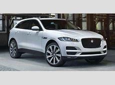 New Jaguar FPACE Park Place Jaguar Cars