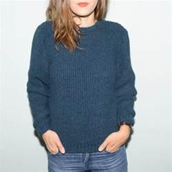 30 patrons pour tricoter un pull