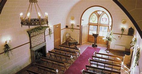 wedding chapel  dalhousie castle  site