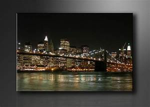 Leinwandbilder modern new york 120x80cm xxl 5008 ebay for Leinwandbilder new york